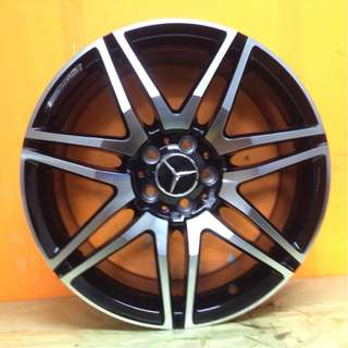 SPORT RIM 19inch MERCEDES DESIGNS WHEEL