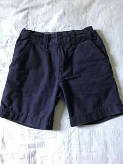 Authentic Oshkosh B'gosh berms, Navy Blue, size 4