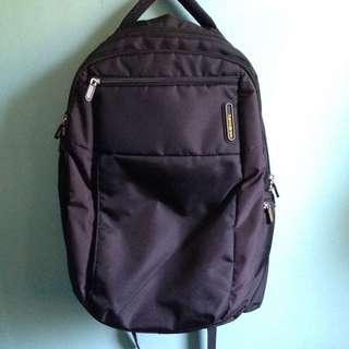 Samsonite Albi LP Backpack N2- Black/Charcoal