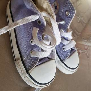 REPRICED! Sneakers for kids / Hi cut Converse for kids
