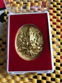 Thai Amulet 2556 wat Poo Kao thong
