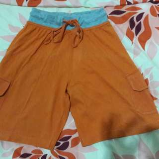 Celana pendek Aero