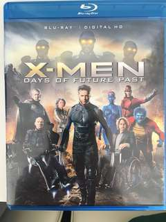 X-men days of future past blue ray