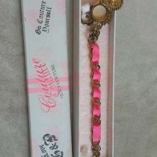 Juicy Couture Solid perfume bracelete