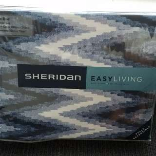 Sheridan quilt cover set double bed