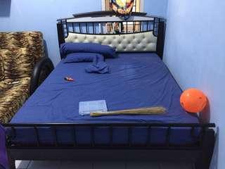 Tempat Tidur Dan Kasur