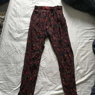 TIGERLILLY Boho harem pants