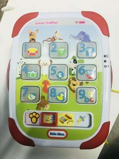 junior kidpad