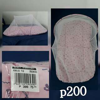 Net bed for baby girl