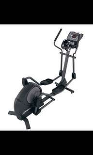 Elliptical Cross Trainer Life Fitness X3-5