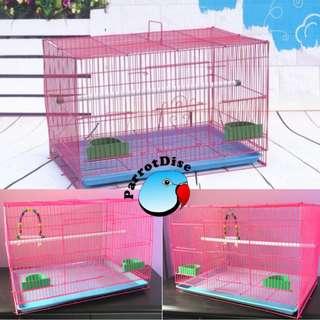 2ft Bird cage with free swing🔥