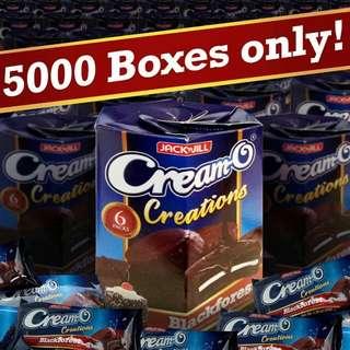 Cream O