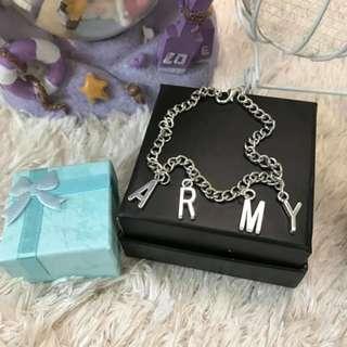 [READYSTOCK]BTS Army Bracelet