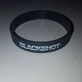 Blackshot Wristband