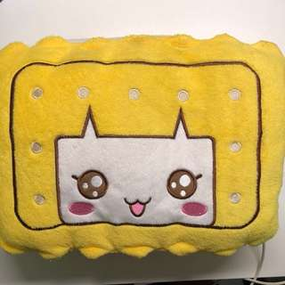 🚚 可愛貓咪 卡通 暖手枕