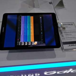 Samsung Galaxy Tab S3 - Silver Kredit tanpa Kartu Kredit