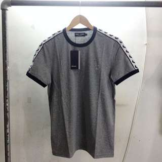 Fred Perry Taped Ringer Tshirt
