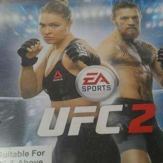 Ufc2 Ps4 PlayStation 4