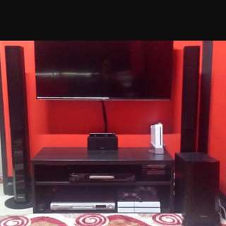 Pioneer Home Theatre Set HTZ767DVD