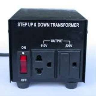Step Down Transformer for KitchenAid and Other US Imported Devices