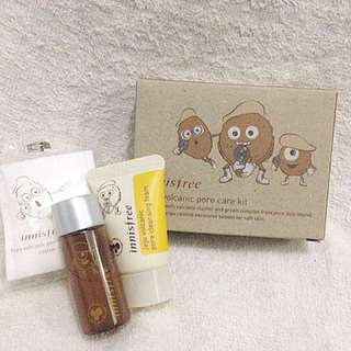 Innisfree Pore Care Kit