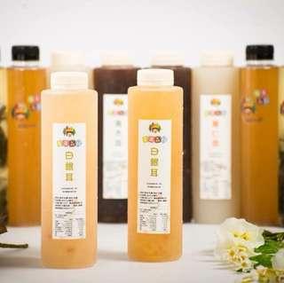 《食在安心》木耳森林養身飲品 美容飲品