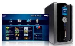 Linksys Media Hub NMH400 Series