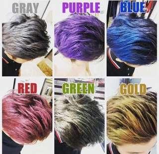 💄❤️ SUAVECITO HAIR POMADE HAIR COLOURED CLAY WAX