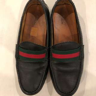 Gucci loafers black