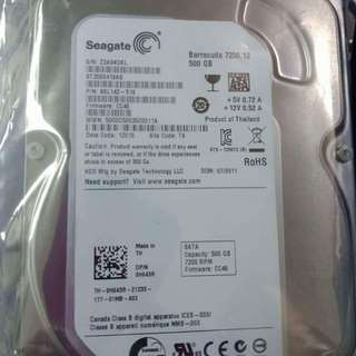 Seagate Barracuda Desktop HDD