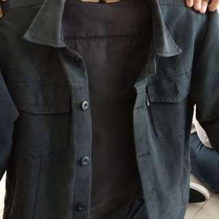Jaket pria #FISIPUNIS