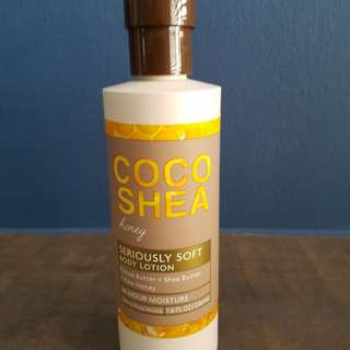 Bath and body works coco Shea series