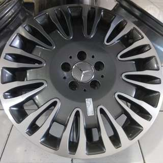 Sale velg maybach Ring 18+Ban accelera