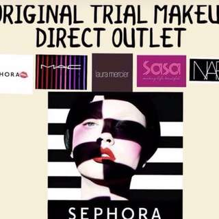 ORIGINAL MAKEUP TRIAL PACK FROM OUTLET