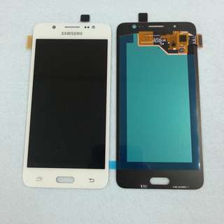 Samsung Galaxy J5 2016 ( J510 ) White LCD With Digitizer Touch Screen