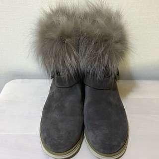 Jipi Japa 毛毛短boot