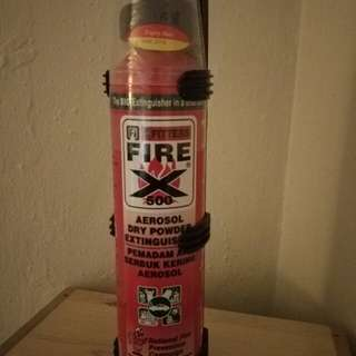💥Brand New Aerosol Dry Powder Extinguisher 💥