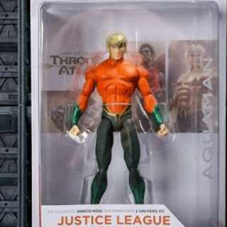 DC Collectibles Throne Of Atlantis Aquaman