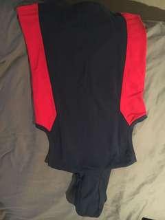 Gymshark sleeve-less hoodie (Barely worn)