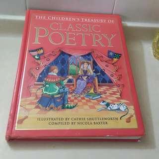 The Children 's Treasury of Classic Poetry