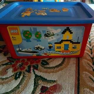 Lego mix size
