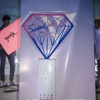 (READY STOCK) Seventeen Shining Diamond Lightstick