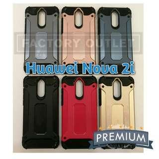 Tough Armor Case Huawei Nova 2i . Full covered protection.