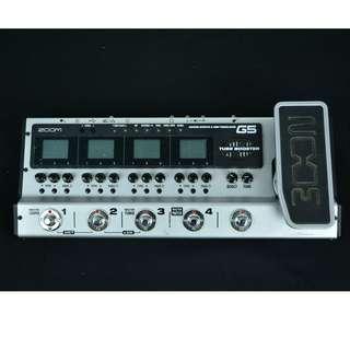Zoom G5 電吉他綜合效果器*現金收購 樂器買賣 二手樂器吉他 鼓 貝斯 電子琴 音箱 吉他收購