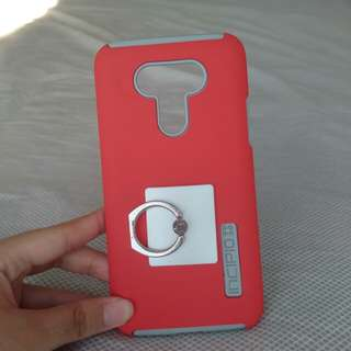 LG G5 Phone Case with Phone Ring Holder