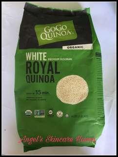 1.8Kg Organic White Quinoa