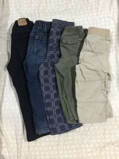 Every stage bottom pants