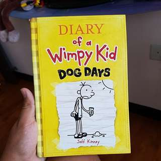 Diary of the Wimpy Kid: Dog Days