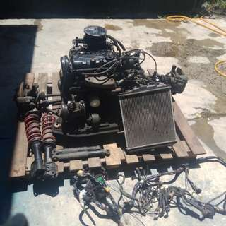 enjin kancil 660 manual