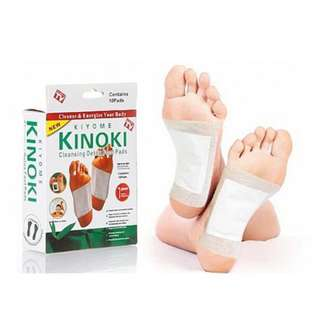 Kinoki Detox Foot Patches 10pcs/Box